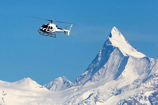 Matterhorn Rundflug ab Bern