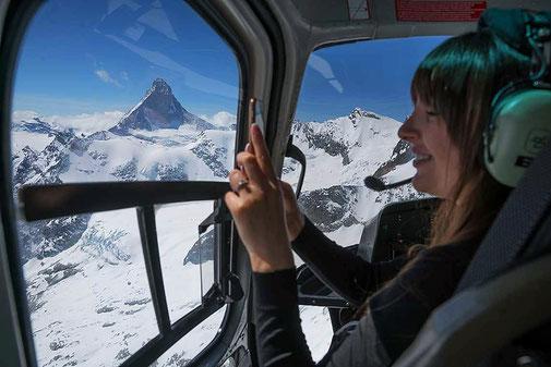 Matterhornrundflug