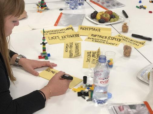 Bildquelle: Workshop von Design Akteurinnen in einer Stadt