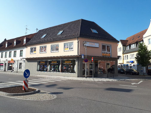 Musikschule Neuburg und Musikhaus: Ein Haus voller Musik!