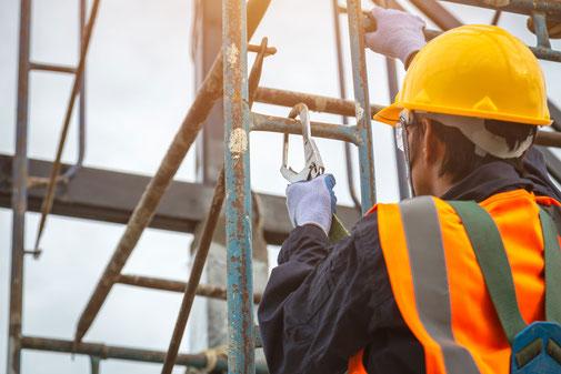 Ajisse vous accompagne dans le domaine de la sécurité au travail