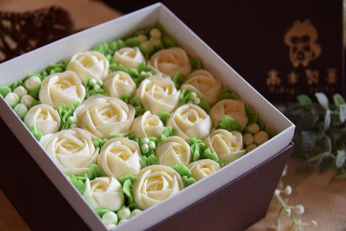 お花のケーキ、フラワーケーキ、木更津ケーキ,ギフト,サプライズ,贈り物,とっておき,バースデーケーキ,
