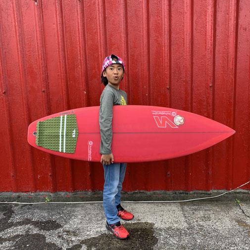 小学生サーフボード