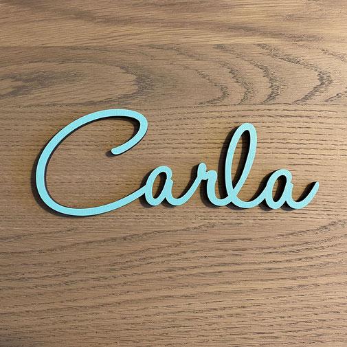 Wir bieten Dir den Schriftzug aus Holz für jeden Raum an. Die Schriftzüge sind für viele Räume wie Küche, Wohnzimmer, Schlafzimmer oder Büro geeignet.