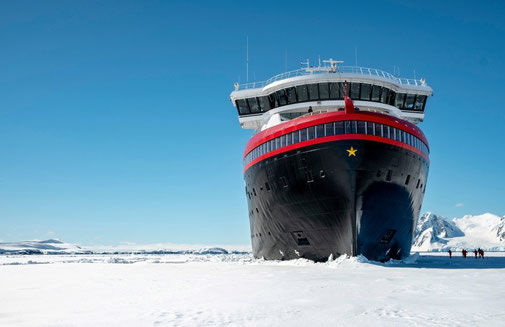 Hurtigruten Expeditionsreisen