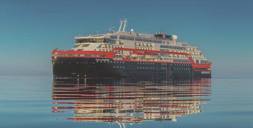 Luxus Expeditionsschiffe von Hurtigruten