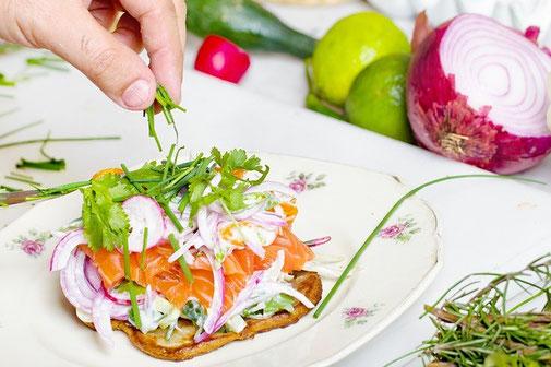 Retrouvez le goût des aliments et de la vie !