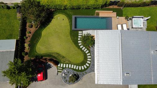 Southwest Greens; Southwestgreens; synthetic; turf; Grass; artificial; Private Greens; Golf Green; Luxury; Golf; Private Green; Nicklaus Design; erba artificiale; campo da golf; costruzione; Golftraum;