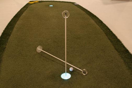 Brilliant8; Brilliant; Southwest Greens; Southwestgreens; synthetic; turf; Grass; artificial; Private Greens; Golf Green; Luxury; Golf; Private Green; Nicklaus Design; erba artificiale; campo da golf; costruzione; Licht; Cuplight; Light