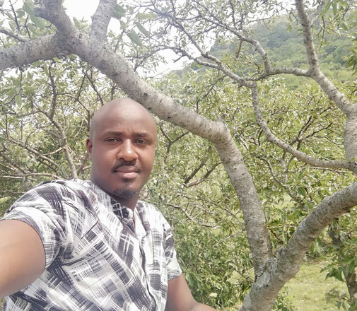 Local Tour Guide, Vincent KAGABO