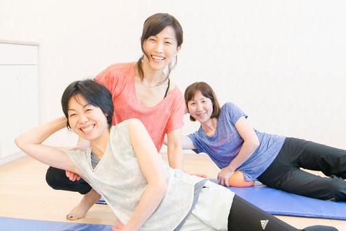 女性限定セミパーソナルトレーニング