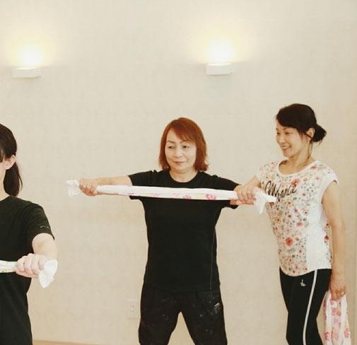 骨盤・肩甲骨調整トレーニング