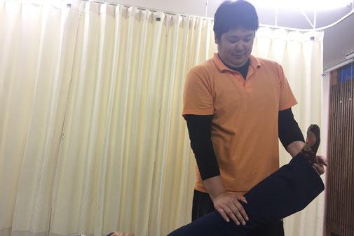 松山市あさひ整体院産後の骨盤矯正は、下半身太りにも効果的