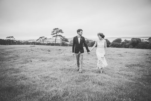 Kate & Nathan's Wedding | Tapeley Park