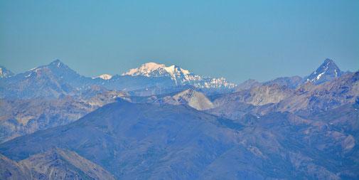 Photo retouchée, le Mont-Blanc s'est rapproché!