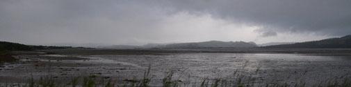 Photo redressée et recadrée en panoramique