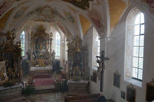 Kirche in Reichersdorf