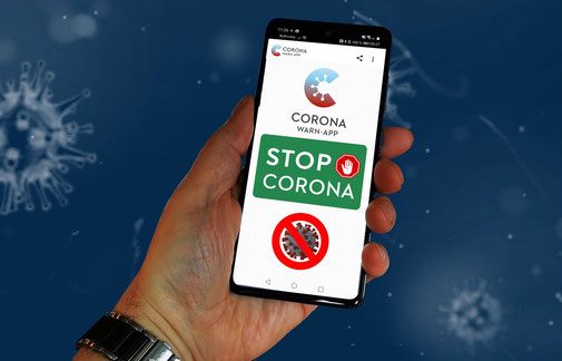 Arzt Praxissoftware Software Praxisprogramm bürgertest corona corona warn app anbindung vergütung kbv