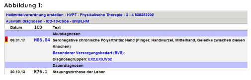 abasoft EVA Praxissoftware Arztsoftware Arzt Praxis Heilmittelverordnung Software