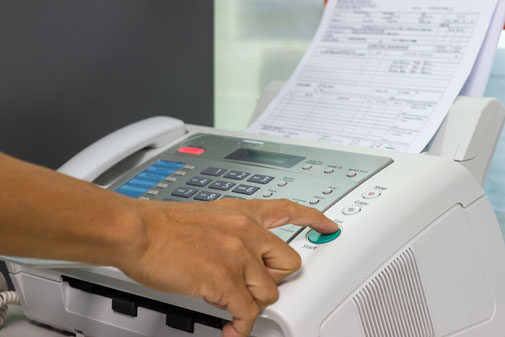 arzt arztpraxis pvs praxisverwaltungssoftware praxismanagement telefax fax datenschutz fax rechtswidrig? KIM datenschutz gesundheitsdaten patientendaten kommunikation im medizinwesen