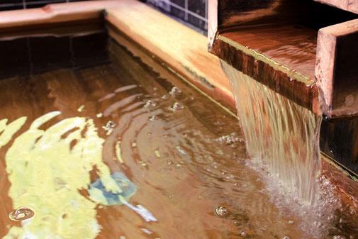 袋田の滝 悠久の宿 滝美館 檜風呂