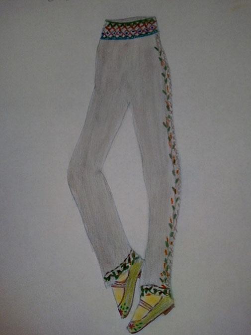 Pantalon Maya