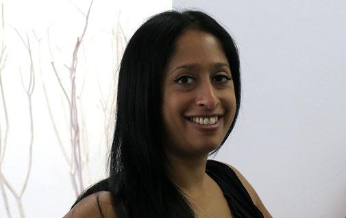 Sarah Rettig, Inhaberin von HAIR & STYLE AACHEN seit Oktober 2015.