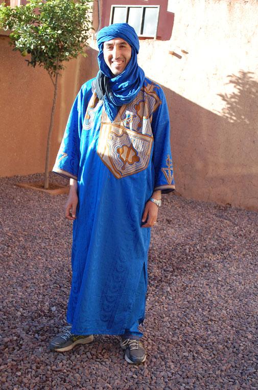 Mustapha Bairha - ein echter Berber