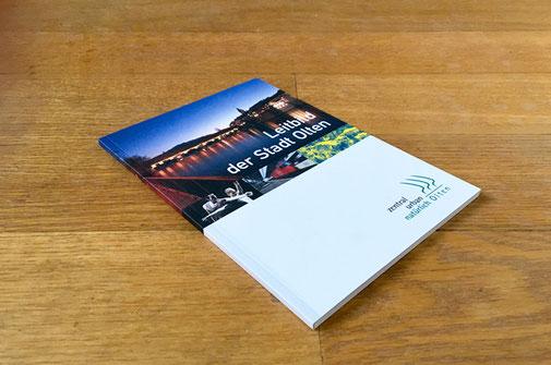 Broschüre Leitbild