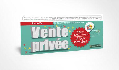 LSZ Communication - Graphiste - Directrice artistique freelance Nantes - #lepetitoiseaudelacom - Groupama - Banque - Assurance - Anniversaire 10 ans - Invitation - Agence Caribou
