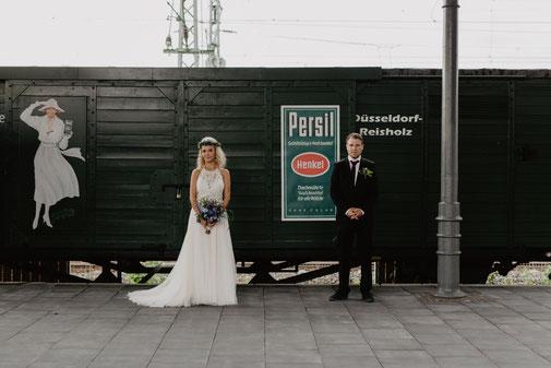 Paarshooting Düsseldorf Hochzeitsfotografin