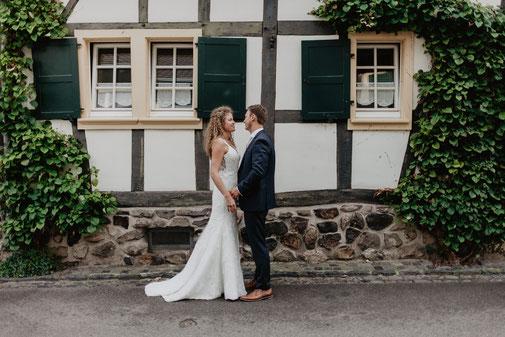 Trauung Hochzeit in Bonn Hochzeitsfotografin