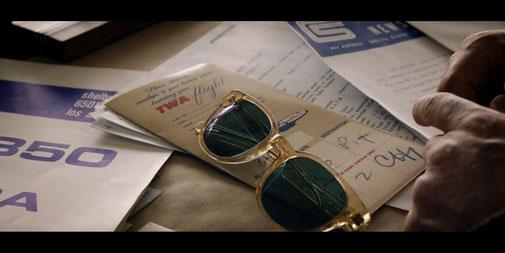 "Film-Szene mit BEACON 1020A in ""Le Mans 66 - Ford v Ferrari - Gegen jede Chance"""
