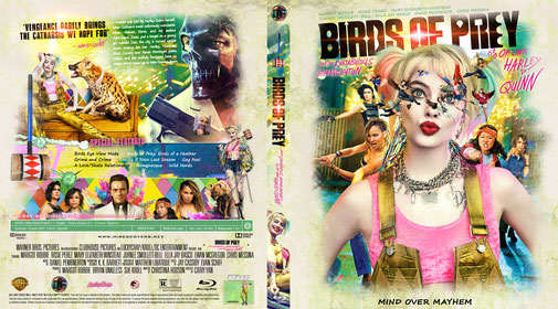 Birds Of Prey.HD