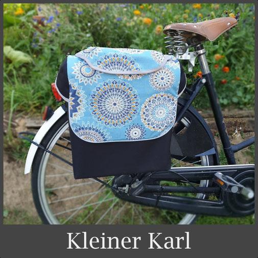 feewerk, Gepäckträgertaschen, Fahrradtaschen, Packtaschen, Klickfix, Kleiner Karl