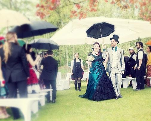 """Hochzeitsmotto """"Alice im Wunderland"""""""