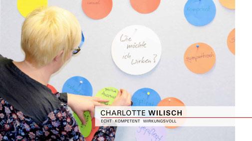 Charlotte Wilisch -Nonverbales Selbstmarketing - Strategische Farbberatung und Stilberatung - Vorträge | Seminare | Beratung für Frauen