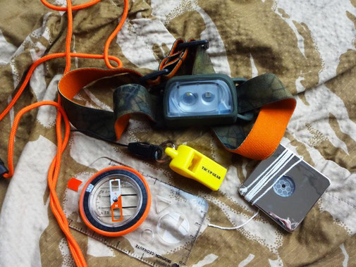 Survivalausrüstung, nice to have