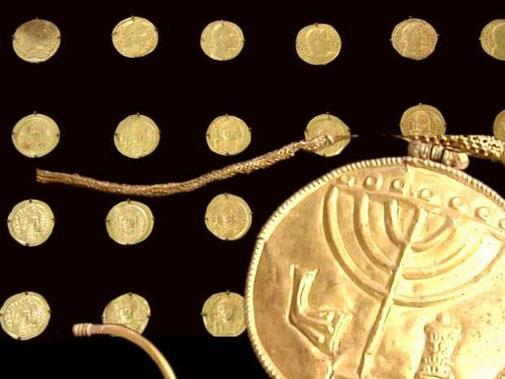Le trésor d'Ofel trouvé à Jérusalem