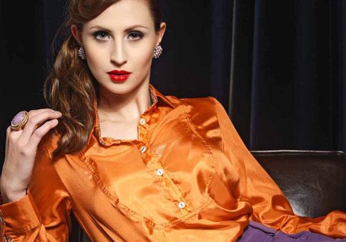 Kleider Businessmode und Blusen