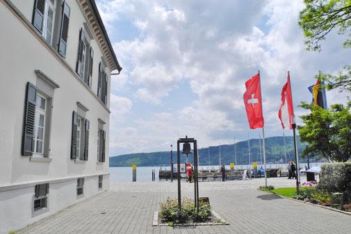 Bodensee freie Trauung am Bodensee freie Trauredner Bodmann Ludwigshafen Altes Zollhaus Adler THOMAS HOFFMANN