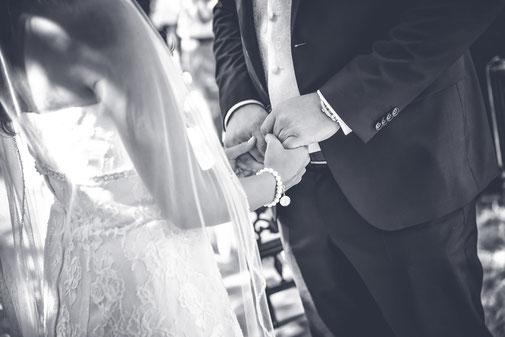 Foto: Stefan Glänzer. Freie Trauung, Trauzeremonie, Hochzeitszeremonie