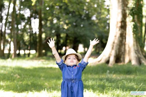 Photo enfant - Jeremy Legris Photographe - Photographe sur Grenoble et ses alentours