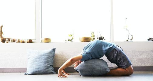 Personal Yoga, Asana intensive Rückbeuge