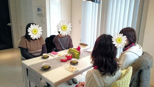 片付け整理収納アドバイザー中島亜季の奈良県大和郡山市の自宅セミナーには大阪京都からもファンが。