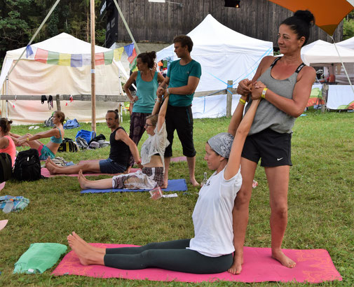 Yoga Martelltal.