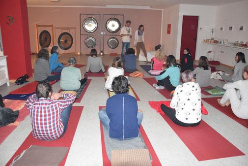 Yoga und Training im Vinschgau - Südtirol