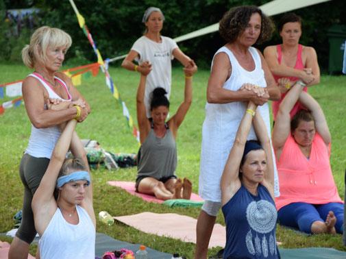 Yoga Tartsch.
