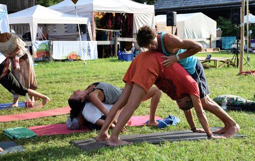 Yoga Mals. Ernährungsberatung Mals. Personaltraining Mals.