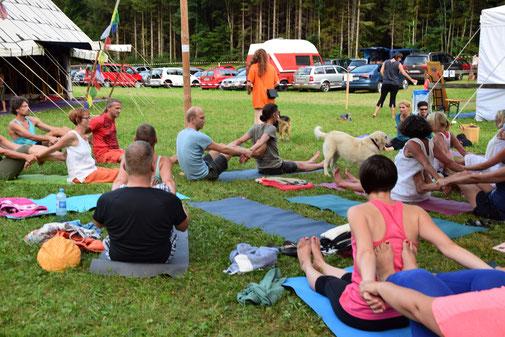Südtirol Yoga. Yoga Kurse Südtirol.